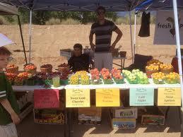 farmers stall