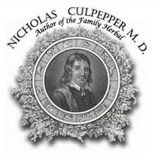 nicholas, culpepper, herbs, herbalist, herbalism, healing, english, astrology, astrologer