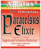Paracelsus Elixir, swedish bitters, schwedenbitter, paracelsus
