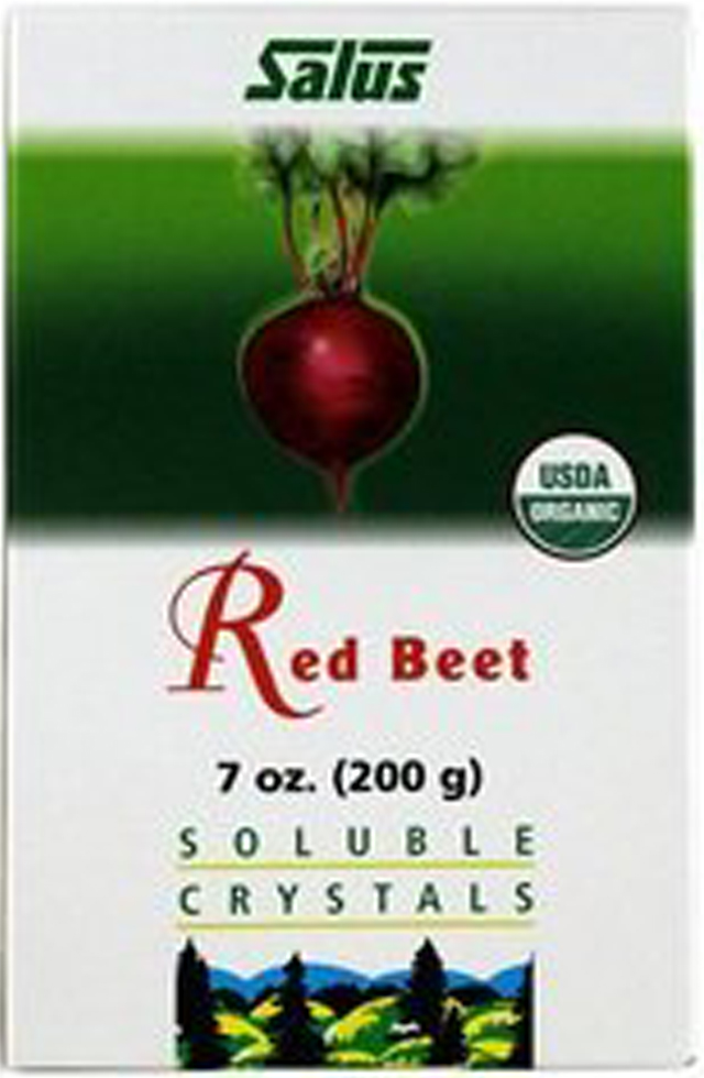 Salus, Schoenenberger, Red-Beet, Crystals Red Beet Crystals, Red Beet, red beets, schoenenberger, beets