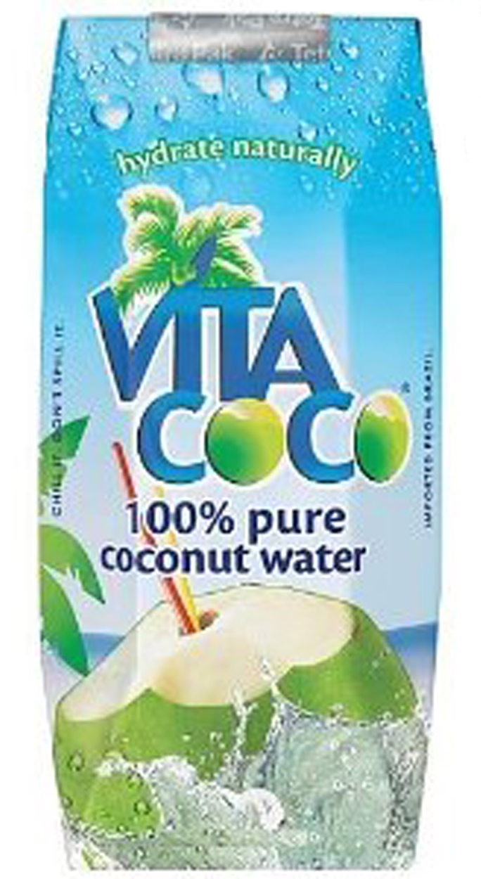 vitacoco coconut water, healthy hydration, electrolytes, pottassium