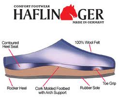 haflinger shoes