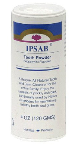 ipsab tooth power, teeth, edgar, cayce
