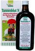 anton hubner tannenblut natural honey cough syrup