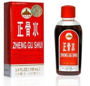 Zheng gu shui, chinese, liniment, bone, pain, bruise