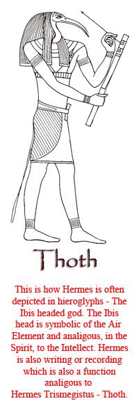 hermes trismegistus, trismegistos, thoth