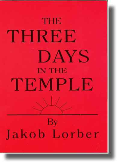 Three days in the temple web