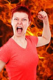 anger, archetype, heat, ailments, disease