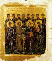 salt of the earth, apostles